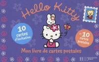 Hello Kitty : Mon livre de cartes postales