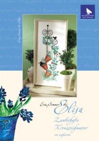 Ein Sommer bei Elisa: Zauberhafte Kreuzstichmuster (Livre en allemand)