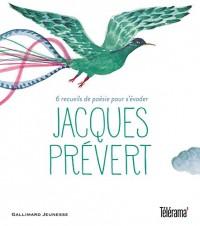 Coffret Jacques Prevert