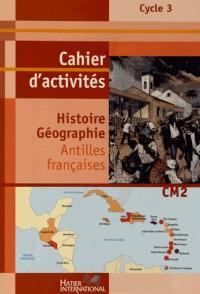 CM2 histoire-géographie cahier d'activités