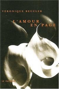 L'amour en page