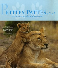 Petites pattes : Les premiers pas des bébés animaux