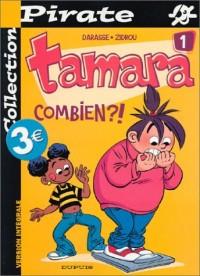 BD Pirate : Tamara, tome 1 : Combien ?