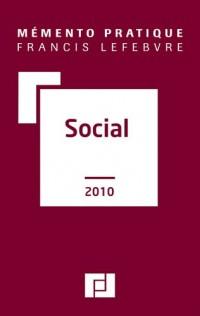 Mémento Social 2010