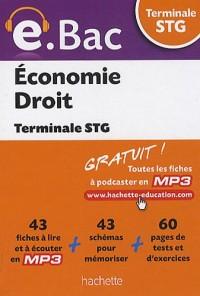 Economie - Droit Tle STG