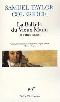 La Ballade du Vieux Marin et autres poèmes