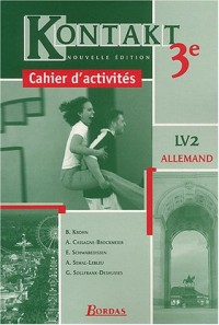 Kontakt : Allemand, 3e LV2 (Travaux pratiques)