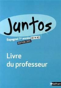 Juntos 1e Annee Professeur 2013