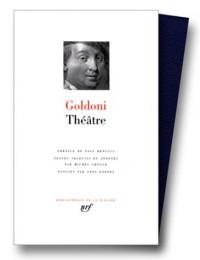 Goldoni : Théâtre
