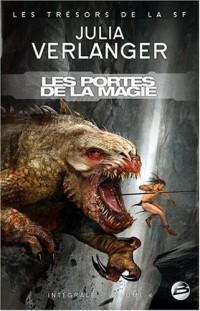 Trésors de la S-F - Intégrale Julia Verlanger, tome 4 : Les Portes de la Magie