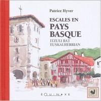 Escales en Pays Basque : Itzuli bat euskalherrian