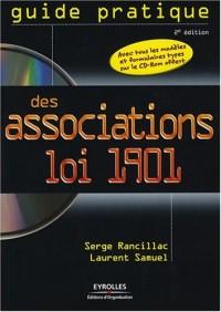 Guide pratique des associations loi 1901 (1Cédérom)