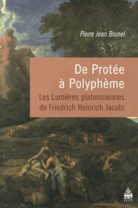 Lumieres Platoniciennes de Friedrich Heinrich Jacobi