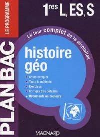 Histoire géo 1e L, ES, S