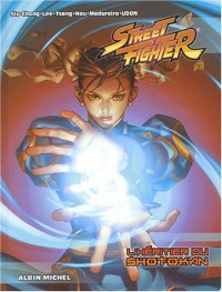 Street fighter, tome 1 : L'Héritier du Shotokan