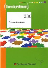 Economie et droit BEP tertiaires seconde professionnelle corrigé