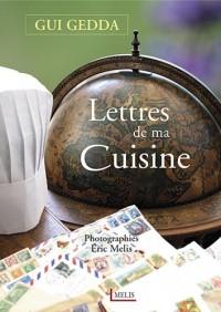 Lettres de ma cuisine