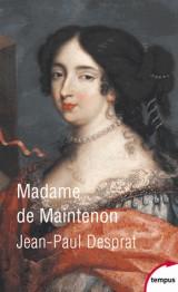 Madame de Maintenon [Poche]
