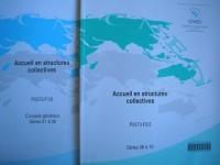 CAP petite enfance - accueil en structures collectives en 2 tomes (séries 01 a 10)