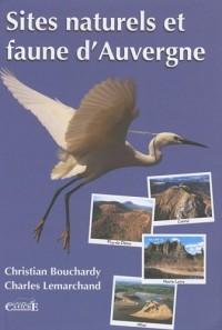 Sites naturels et faune d'Auvergne