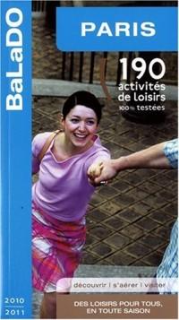 Guide BaLaDO Paris 2010-2011