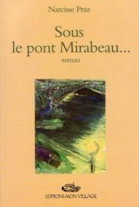 Sous le pont Mirabeau