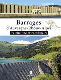 Barrages d'Auvergne Rhone-Alpes