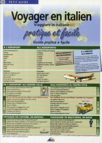 Voyager en italien : Viaggiare in italiano, Pratique et facile, Guida pratica e facile