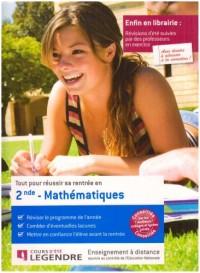 Tout pour réussir sa rentrée en Mathématiques 2e