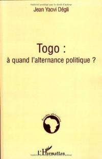 Togo : à quand l'alternance politique ?