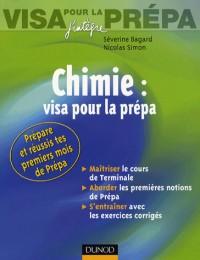 Chimie : visa pour la prépa
