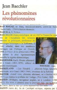 Les phénomènes révolutionnaires