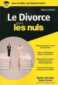 Le Divorce pour les Nuls Poche, édition actualisée