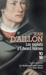 Les exploits d'Edward Holmes [Poche]