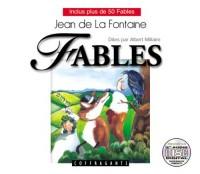 Jean de la fontaine (3 CD 140mn)