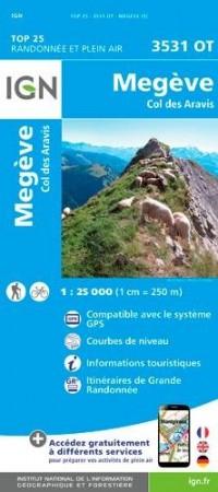 3531OT MEGEVE COL DES ARAVIS