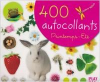 400 Autocollants Printemps-Ete 2007