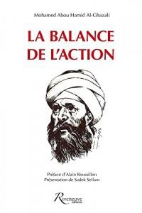 La balance de l'action - Traité d'éthique