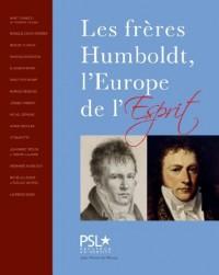 Les frères Humboldt