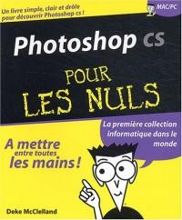 Photoshop CS pour les nuls