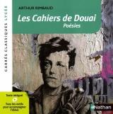 Les cahiers de Douai : Poésies 1870 [Poche]
