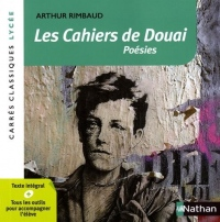 Les cahiers de Douai : Poésies 1870