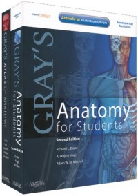 Gray's Atlas of Anatomy + Gray's Anatomy for Students, 2e Package