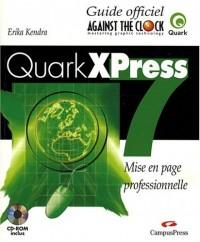Quark XPress 7