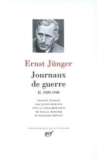Journaux de guerre : 1939-1945