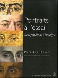 Portraits à l'essai : Iconographie de Montaigne