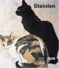 Calendrier 2008 Steinlen (15X18 cm)