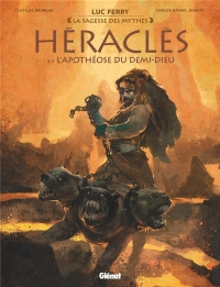 Héraclès - Tome 03: Tome 3 : L'apothéose du demi-dieu
