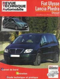 Rta 863.2 Fiat Ulysse/Lancia Phedra Diesel Dep 09/02