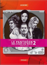 Le pantheon du rock : Tome 2